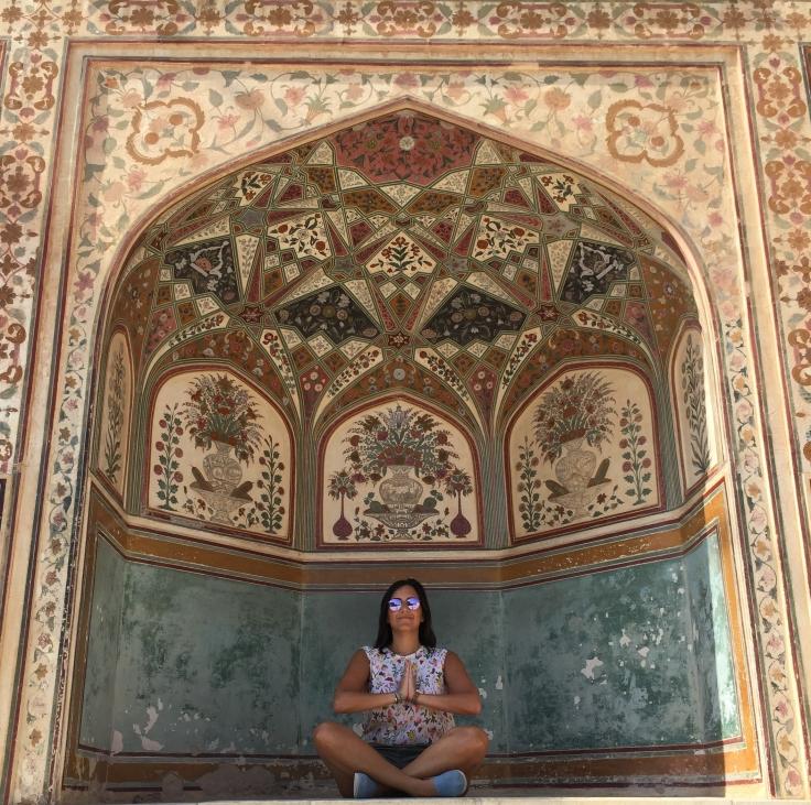 Sara Jaipur Amer Fort